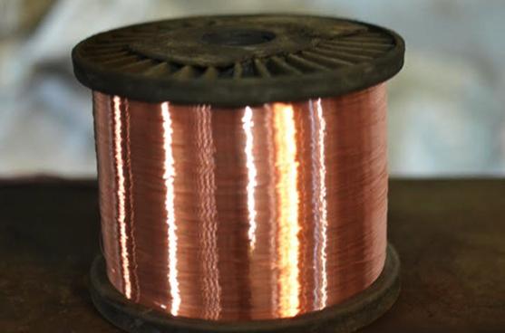 Bare Copper Wire   Indico
